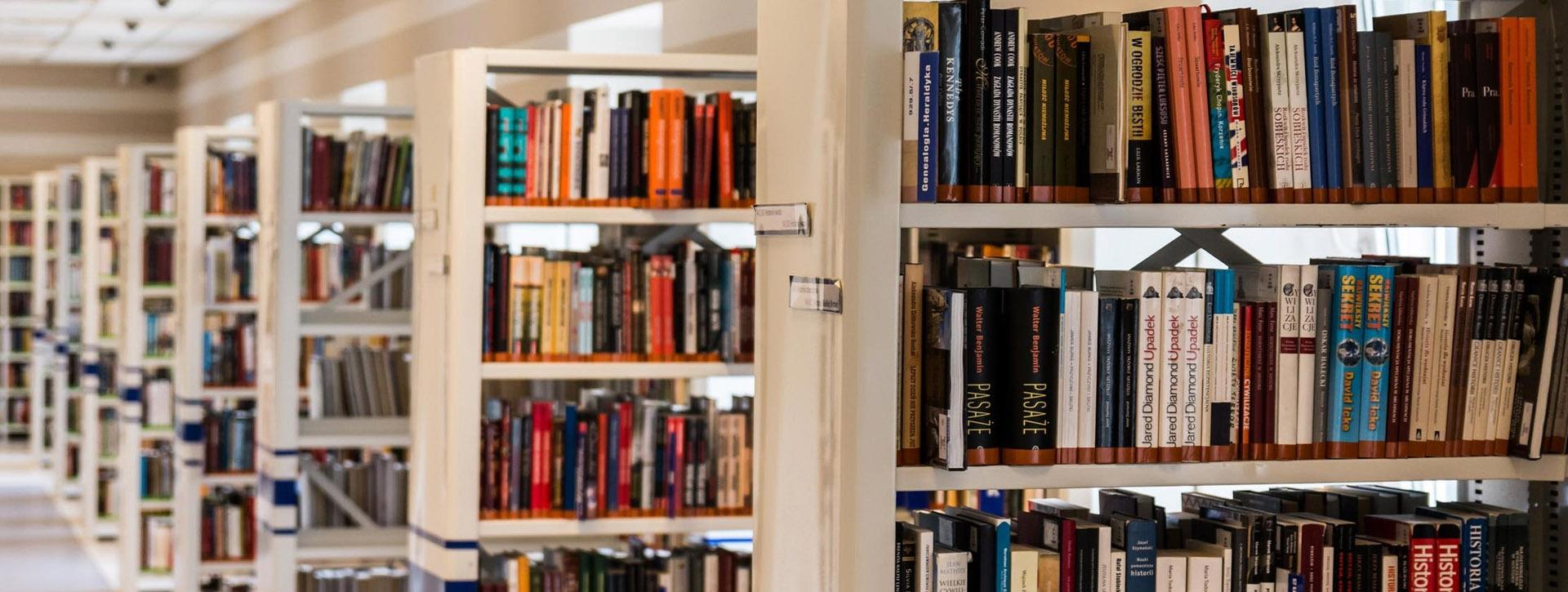 Bibliotek Uppsala